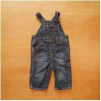 Jardineira Infantil GAP 6 - 12 meses - 6 a 9 meses - GAP
