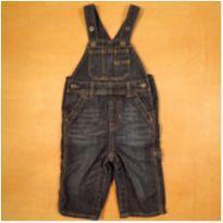 Jardineira Infantil GAP 6 -12 meses - 6 a 9 meses - GAP