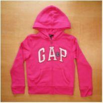 Blusa de Moletom GAP Rosa 8 a 9 anos - 8 anos - GAP