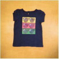Camiseta Tommy Hilfiger 6 a 9 meses - 6 a 9 meses - Tommy Hilfiger