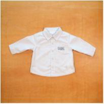 Camisa Chicco 3m - 3 meses - Chicco