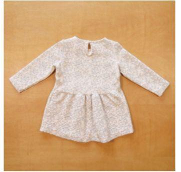 Vestido Zara 12-18 meses - 12 a 18 meses - Zara