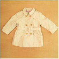 Trench Coat Zara 9-12m Creme