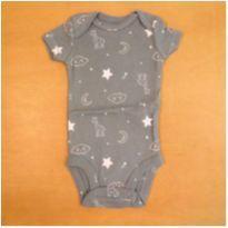 Body Infantil Carter`s Recém Nascido Novo - Recém Nascido - Carter`s