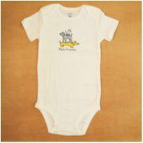"""Body Infantil Dogs  """"Melhores Amigos"""" 18 meses Carter`s Novo - 18 meses - Carter`s"""