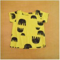 Bata Green Amarela Elefante 3-4 anos - 3 anos - Green