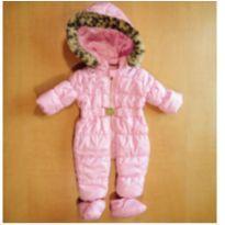 Macacão de Inverno Juicy Couture 0-3M