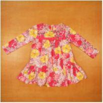 Vestido Manga Longa Momi 2 anos - 2 anos - Momi