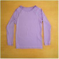 Camiseta UV Roxo Hering 8 anos - 8 anos - Hering