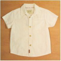 Camisa Branca Baby Club 3 Anos - 3 anos - Baby Club