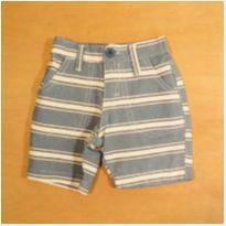 Short Azul Have Fun 6-9 meses - 6 a 9 meses - Have Fun
