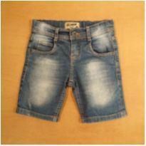 Bermuda Jeans Palomino 4 Anos - 4 anos - Palomino