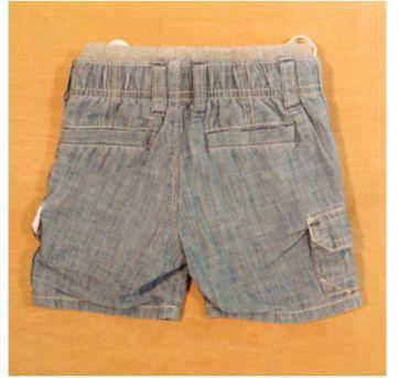 Short Jeans Gap 3-6m - 3 a 6 meses - GAP