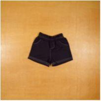 Shorts KidStok 0-3 Meses - 0 a 3 meses - Kidstok