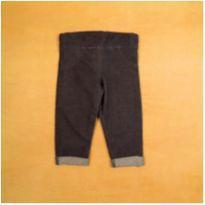 Calça Legging Jeans 0-3m Jouer - 0 a 3 meses - Jouer