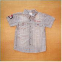 Camisa Xadrez Vigat 3 Anos - 3 anos - Vigat