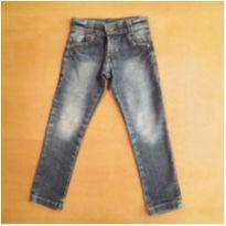 Calça Jeans Dudys Boy 4 anos - 4 anos - DUDYS BOY