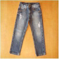 Calça Jeans PUC 4 anos Menino - 4 anos - PUC