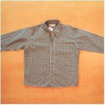 Camisa Xadrez Atual Boys 4 Anos - 4 anos - Atual