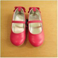 Sapato Rosa Gymboree Tamanho 26 - 26 - Gymboree