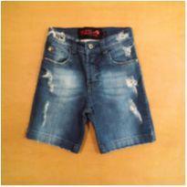 Bermuda Jeans Ellus Kids 4 Anos - 4 anos - Ellus Kids