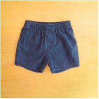Short Azul Carter`s 12 Meses - 1 ano - Carter`s