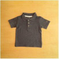 Polo Azul Tommy Hilfiger 12 Meses - 1 ano - Tommy Hilfiger