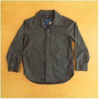 Camisa Azul GAP 5 Anos - 5 anos - GAP
