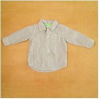 Camisa Manga Longa Carter`s 12 Meses - 1 ano - Carter`s