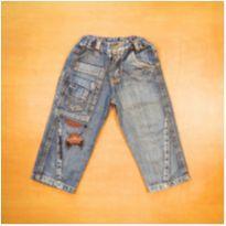 Calça Jeans Clube do Doce 2 Anos - 2 anos - Clube do Doce