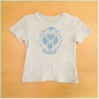 Camiseta Cinza Dinossauro GAP 18-24 Meses - 18 a 24 meses - GAP