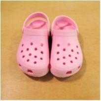 Crocs Rosa C13 Tamanho 31 - 31 - Crocs