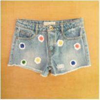 Short Jeans Zara 7 Anos - 7 anos - Zara