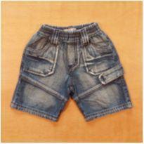 Bermuda Jeans Marisol 10 a 12 meses - 9 a 12 meses - Marisol