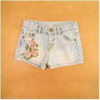 Shorts Jeans 3-6 Meses Zara - 3 a 6 meses - Zara