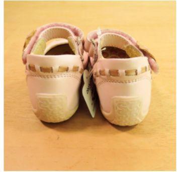 Sapato Rosa Chicco Tamanho 20 - 20 - Chicco