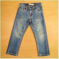 Calça Jeans Slim Levi`s  3-4 Anos - 3 anos - Levi`s