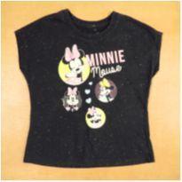 Camiseta Minnie 4 Anos Riachuelo - 4 anos - Riachuelo