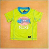 Camiseta com Proteção Solar Nike 3 Anos - 3 anos - Nike