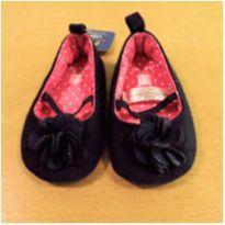 Sapato Carter`s Azul Marinho 3-6 Meses - 17 - Carter`s