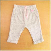 Calça Tex Baby Cinza 3-6 Meses - 3 a 6 meses - Tex Baby