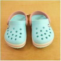 Crocs Azul Tamanho C4-22 - 22 - Crocs