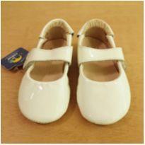 Sapato Bibi Tamanho 19 - 19 - Bibi