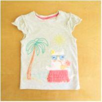 Camiseta Gymboree 4 Anos - 4 anos - Gymboree