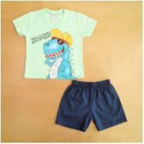 Pijama Fakini 1 Ano - 1 ano - Fakini