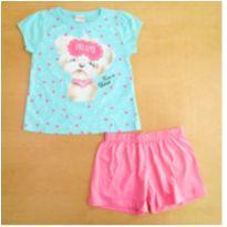 Pijama Fakini 8 Anos - 8 anos - Fakini