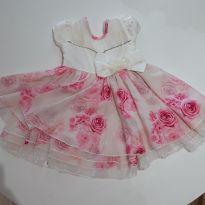 Um sonho de vestido - 6 a 9 meses - Não informada