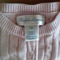 Cardigan Ralph Lauren 18m - 18 meses - Ralph Lauren