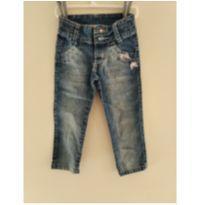 Calça jeans - 24 a 36 meses - Sem marca