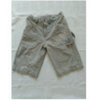 Bermuda jeans - 6 anos - Green